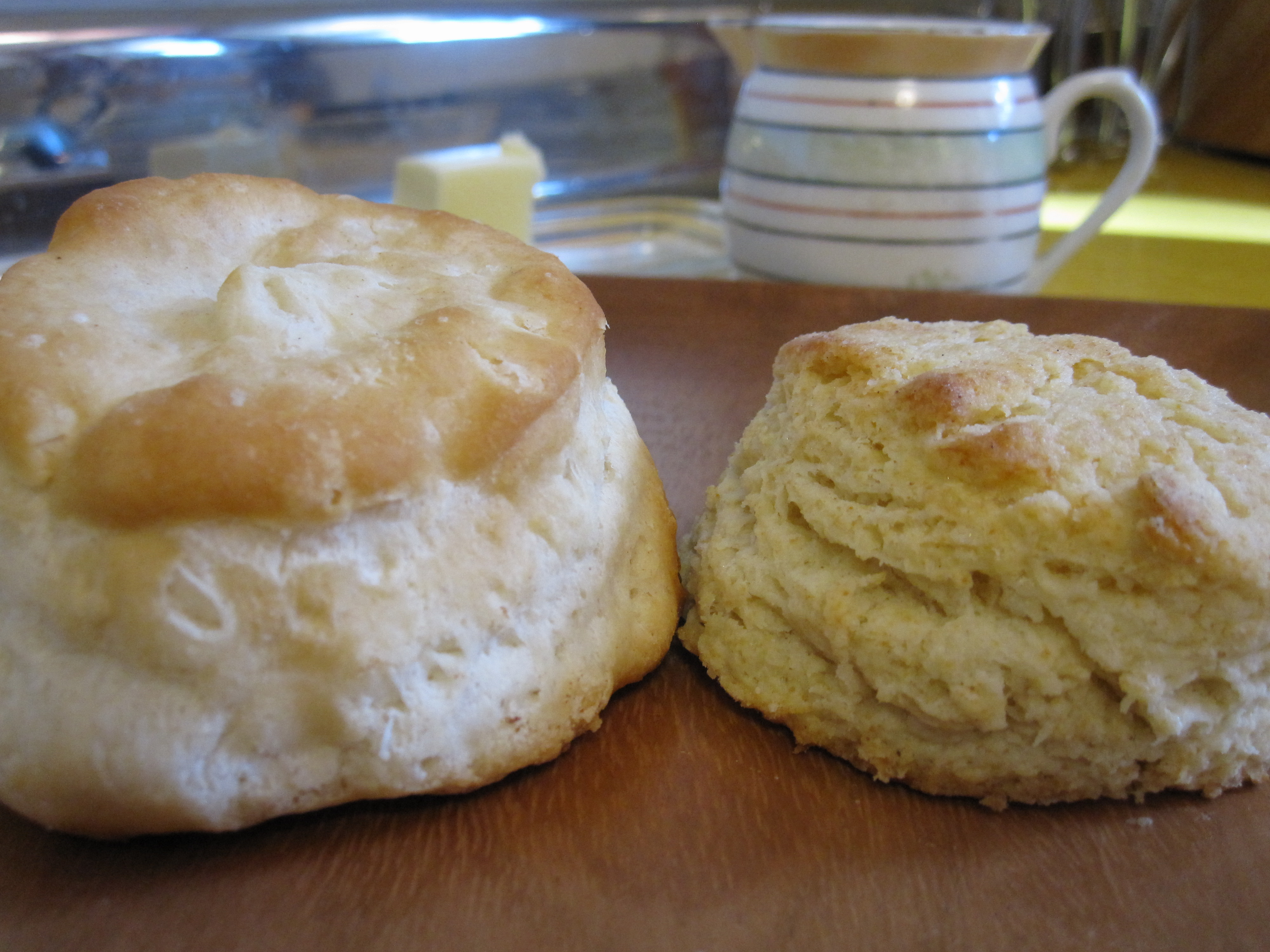Follow step-by-step, photo illustrated instructions for making these mouth watering Southern Buttermilk Biscuits. We're making them from scratch, just the way mama taught us years ago.