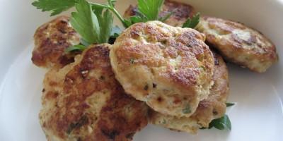 Chicken Breakfast Sausage Patties
