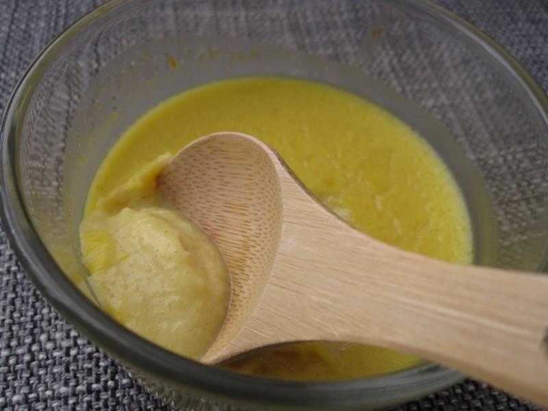 Cinnamon Squash Custard