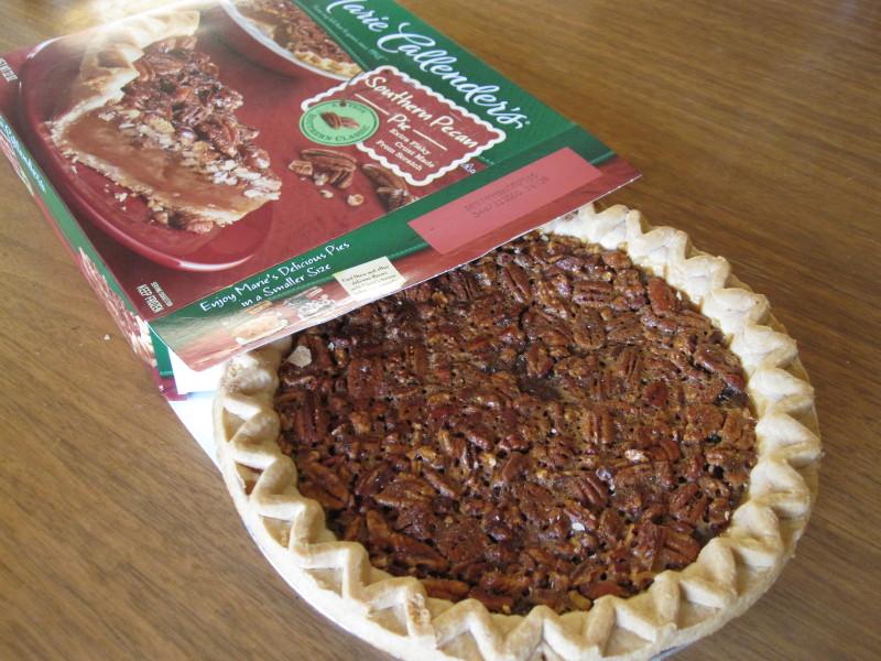 Marie Callender's frozen Southern Pecan Pie